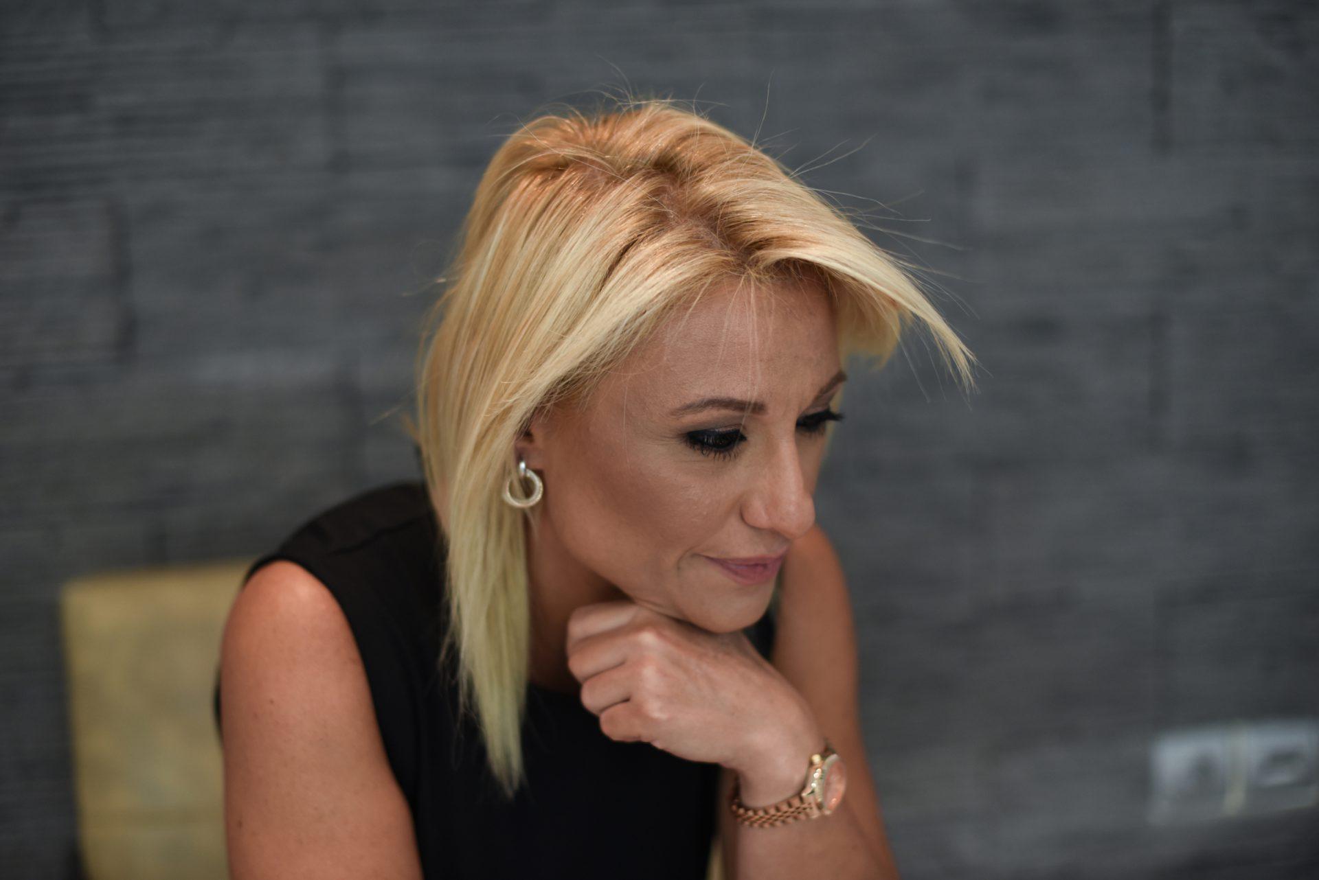 Χριστίνα Μορφύρη, Οδοντίατρος στη Γλυφάδα